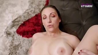 Step Mom Shows Off Her New Lingerie And Then Fucks Me - Melanie Hicks