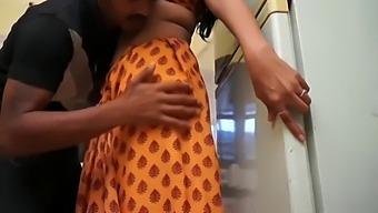 Indian Desi Hot Maid With Big Boobs & Curvy Body Having Sex