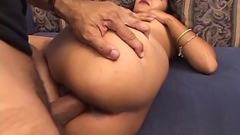 Indian Beauty Is Doing Her First Porn Casting