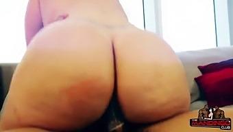 Big Titty Cuban Milf Takes On Dominican Bbc