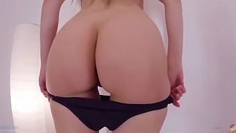 Slap Me With Your Dick On My Lips And Cum In My Tight Pussy, ! - Slightlynightly