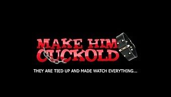 Make Him Cuckold - Cheating Teen Porn Was A Bad Idea Ann Marie Teen-Porn