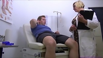 Mother & Step Son Medical Exam - Brianna Beach - Mom Comes First - Preview