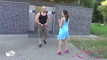 German Teen Loves To Fuck Doggy And Public Compilation