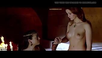 Esther Nubiola Boobs In Tirante El Blanco Scandalplanet.Com