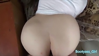 The Obedient Step Sister Was Fucked In The Garage