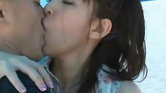 An Mashiro Naughty Asian Babe Likes
