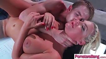 Superb Pornstar (Phoenix Marie) Ride On Cam A Hard Long Cock Stud Clip-12