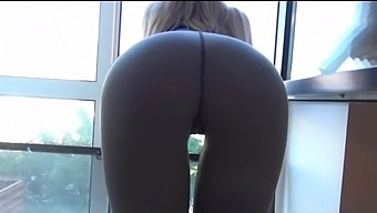 Fucking My Girlfriend Doggystyle And Cumming On Her Ass!