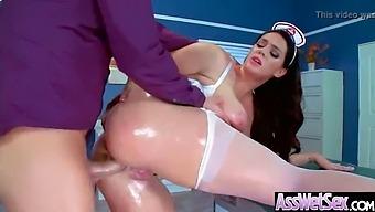 Big Curvy Ass Girl (Alison Tyler) Realy Love Deep Anal Hard Bang Clip-05