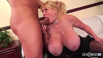 The Biggest Milf Tits You'Ve Ever Seen!