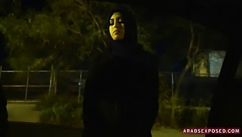 Arab Girl Picked Up On Street
