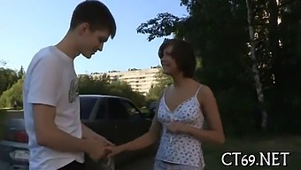 Pickup Ends With A Sexy Sex
