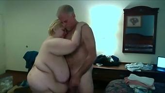 Cumming On Granny'S Tits