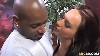 Carina Roman Interracial Anal Sex
