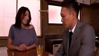 Japanese Mom Seduce Daugther'S Teacher