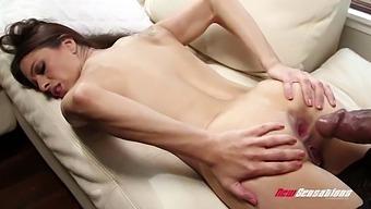 Eva Long Gets Smashed By Bbc Stud Shane Diesel