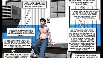 3d Comic: Seasons Of Change. Episode 1