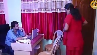 Doctor Ne Kari Clinic Me Jamkar Chudai