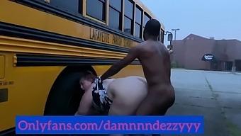 Bbw Loves Taking Dick In Public