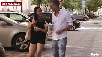 Letsdoeit - Lost Thai Got Seduced And Fucked By Lutro'S Big Cock (May Thai)