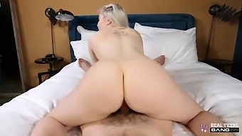 Real Teens - Sexy Blonde Haley Spades Got Banged On Her First Porn Casting