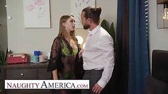 Naughty America - Laney Grey Fucks Her Friend'S Husband One Last Time.