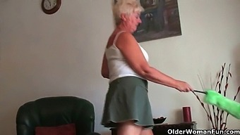This Is Why Grandma Loves Doing Housework