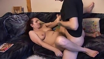 Mother Having Sex With Her Son - Real! -