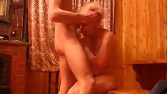 Mom And Not Her Step Son Fuck