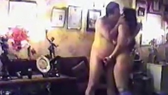 Arab Egyptian Doctor Having Sex With His Regular Client