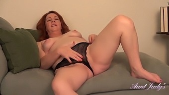 Auntjudys - Naughty 45yo Teacher Ms. Roux Has A Special Lesson For You