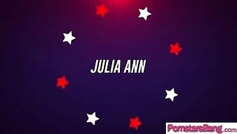 (Julia Ann & Phoenix Marie & Richelle Ryan) Kinky Pornstar Ride On Cam A Mamba Cock Movie-15